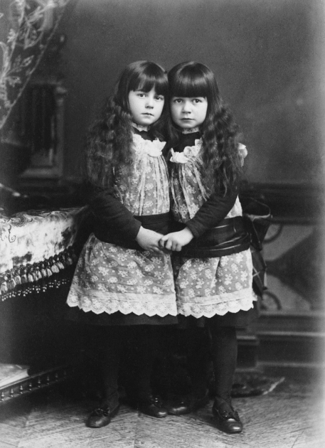 Wm. Notman & Son, Mrs. J, Lewis' children, Montreal, 1885 © Musée McCord Museum